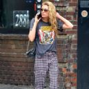 Stella Maxwell – Seen Out In New York