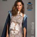 Ariadne Artiles - Cosmopolitan Magazine Pictorial [Spain] (December 2015) - 232 x 300