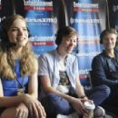 Actress Willa Fitzgerald attends SiriusXM's Entertainment Weekly Radio Channel Broadcasts From Comic-Con 2015 at Hard Rock Hotel San Diego on July 11, 2015 in San Diego, California - 454 x 298