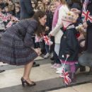 The Duke and Duchess of Cambridge Visit Paris: Day Two - 454 x 327