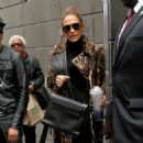 Jennifer Lopez – Leaves rehearsal for the Time !00 Gala in New York City