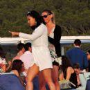 Vanessa White on the Beach in Ibiza - 454 x 642