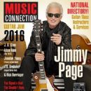Jimmy Page - Music Connection Magazine Cover [United States] (April 2016)