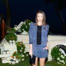 Emily Ratajkowski Jo Malone London Poppy Delevingne Diner In Los Angeles