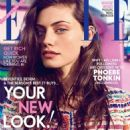 Phoebe Tonkin - Elle Magazine Cover [Australia] (March 2015)