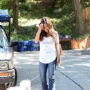 Jenna Dewan is spotted wearing