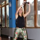Maria Menounos – Tapout Fitness Event in New York 8/19/2016 - 454 x 670