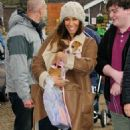 Leona Lewis: at the Hopefield Animal Sanctuary Easter Fair in Brentwood