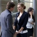 Indiana Evans and Daniel Lissing - 454 x 258