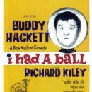 I Had A Ball ! , 1964 Broadway Cast Album - 317 x 500