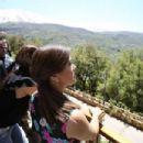 Salma Hayek Visits Khalil Gibran Museum In Lebanon