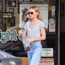 Kate Bosworth – Out in Studio City - 454 x 711