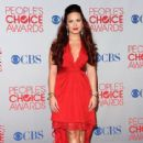 Demi Lovato - 2012 People's Choice Awards - Press Room