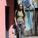 Zoe Kravitz – Out in New York City - 454 x 582