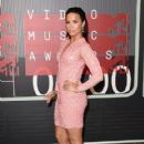 Demi Lovato At The 2015 MTV Video Music Awards