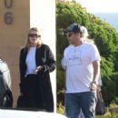 Sofia Richie – Leaving Nobu restaurant in Malibu