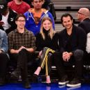 Sydney Sweeney – New York Knicks v New Orleans Pelicans preseason game in NY - 454 x 350