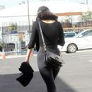 Cheryl Burke in Tights – Heads at DWTS studios in Los Angeles - 454 x 681