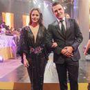 Billy Rovzar and Claudia Alvarez- Premios TVyNovelas 2018 - 454 x 451