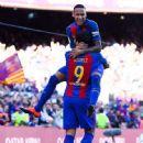 FC Barcelona v. Deportivo La Coruna - 447 x 600