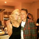 Martin Gore and Kerrilee Kaski