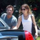 Kate Beckinsale: birthday limo trip to a private tour at the L.A Zoo