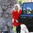 The Stefani-Rossdale family celebrates Thanksgiving in Los Angeles - 454 x 555