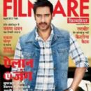 Ajay Devgn - Filmfare Hindi Magazine Pictorial [India] (April 2013) - 270 x 376