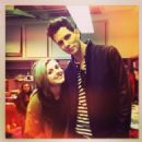 Gabe Saporta and Sierra Kusterbeck