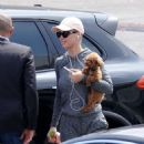 Katy Perry – Arriving at the studio in Los Angeles - 454 x 598