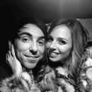 Alex Gaskarth and Lisa Ruocco