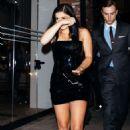 Ariel Winter in Mini Dress Leaving Avenue Nightclub in Hollywood