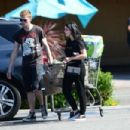 Ariel Winter – Shopping at Vons in Studio City
