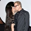 China Chow and Billy Idol attend the 2019 GQ Men of the Year at The West Hollywood Edition on December 05, 2019 in West Hollywood, California