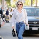 Ali Larter in Jeans Out in Los Angeles - 454 x 647