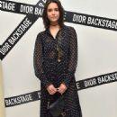 Nina Dobrev – Dior Backstage Collection Dinner in New York City