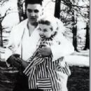 Elvis Presley and Yvonne Lime