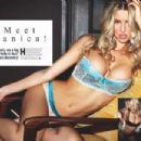 Hot Babes Danica Hall Nuts Uk November 2010 - 454 x 303