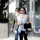 Kim Kardashian And Her Mother Shopping In Beverly Hills, Los Angeles, December 10