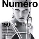 Toni Garrn Numero Magazine