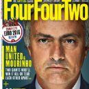José Mourinho - Four Four Two Magazine Cover [United Kingdom] (August 2016)