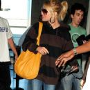 Jessica Simpson - LAX Today - February 27 2008