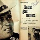 Charlton Heston - Silver Screen Magazine Pictorial [United States] (August 1958) - 454 x 274