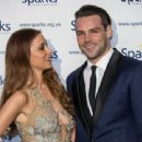 Ben Foden and Una Healy  -  Publicity - 454 x 340