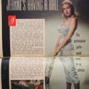 Jeanne Carmen - TV Guide Magazine Pictorial [United States] (11 January 1958)