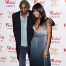 Idris Elba-November 27, 2014-Naomi Campbell Fashion For Relief Pop up Launch Party