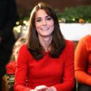 Catherine Duchess of Cambridge Attends The Anna Freud Centre Family School Christmas Party