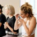 Delilah Hamlin – Flow Into Fashion Week with Biossance & Alo Yoga in NYC - 454 x 295
