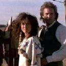 Kevin Costner and Mary McDonnell