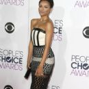 Kat Graham at 2016 People's Choice Awards in Los Angeles 01/06/2016